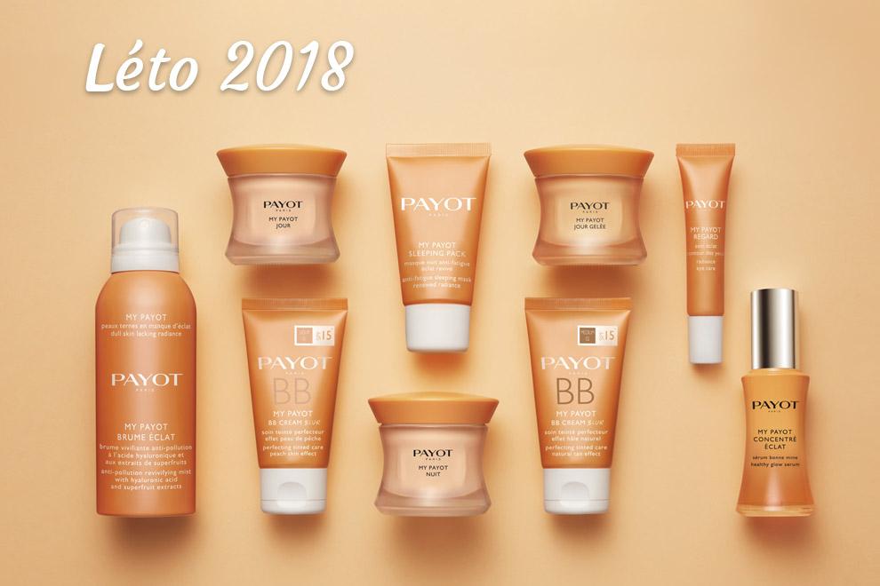 Léto 2018 s Payot Paris